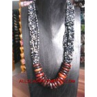 Fashion Beads Necklaces