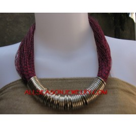 Fashion Necklaces Strings