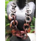 Hemp Wooden Necklaces