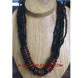 Casual Beads Necklaces