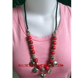 Stainless Bead Necklaces