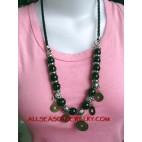 Stone Necklaces Beads