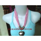 Necklaces Heart Pendant