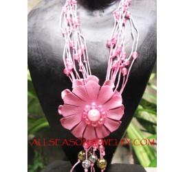 Genuine Leather Necklaces