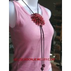 Indonesia Leather Necklaces