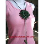 Cow Leather Necklaces