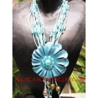 Women Leather Necklaces