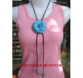 Handmade Leather Necklaces