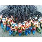 Surf Pendant Necklaces
