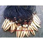 Bali Surf Pendant Necklace