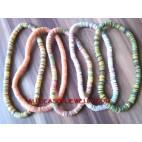 Mix Color Necklaces Shells