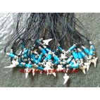 Shark Teeth Pendant Neck