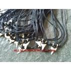 Shark Tooth Pendant Neck