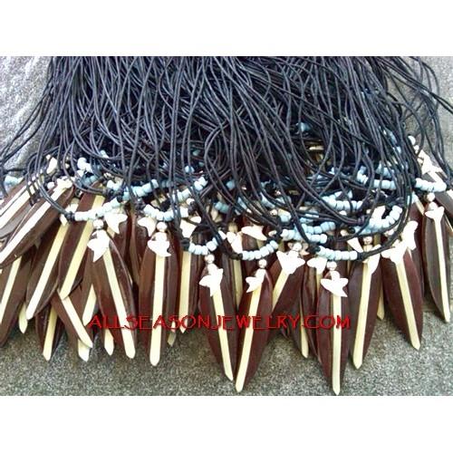 Necklaces Pendant Surf Men's