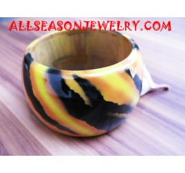 Wooden Bangles Painting
