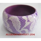 Bangle Wood Handpainting