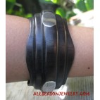 Bangle Wood Stainless