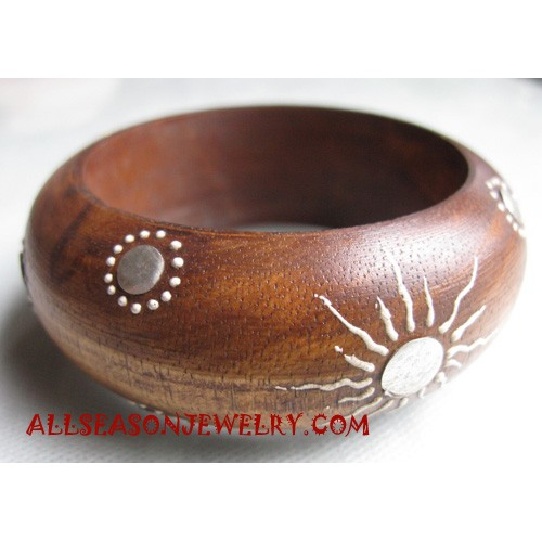 Bangle Wooden Handmade