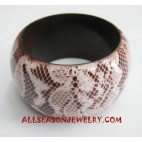 Bangle Wooden Handpainted