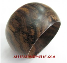 Bangle Wooden Natural