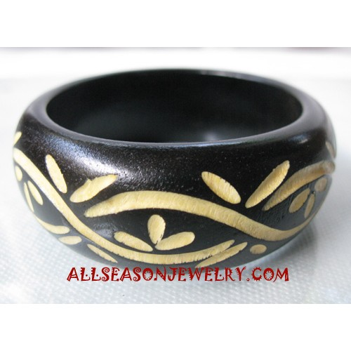 Bangle Woods Carving