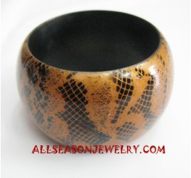 Bangle Woods Handpainted