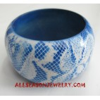 Bangle Woods Handpainting