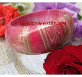 Bangles Wood Handpaintings