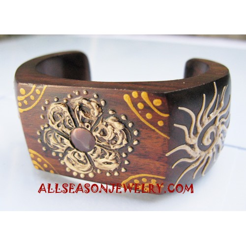 Bangles Wood Painted