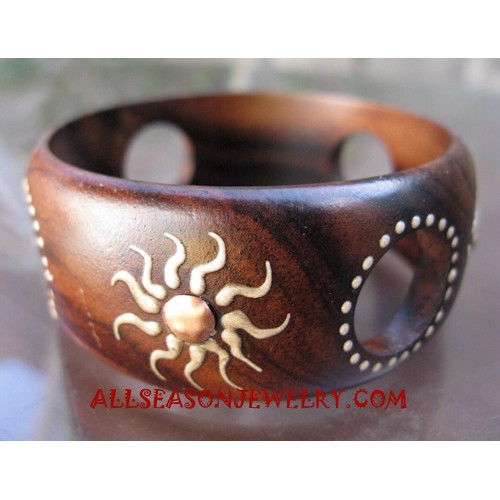 Bangles Wooden Painted