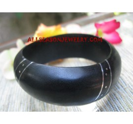 Bangles Woods Stainless
