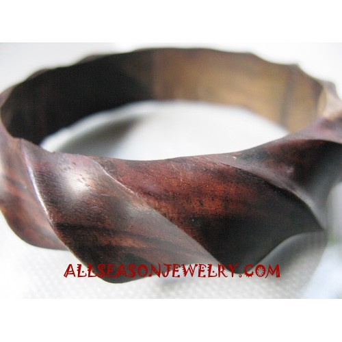 Carved Bangle Woods