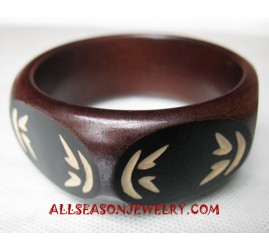 Carving Bangle Wood