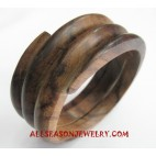 Carving Bangle Wooden