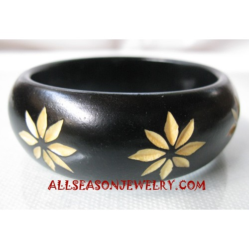 Carving Bangle Woods