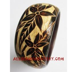 Carving Wood Bangle