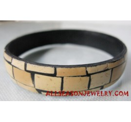Coco Bangle Wooden