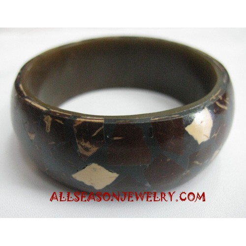Coco Wooden Bangles