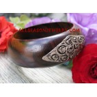 Fashion Bangle Wooden