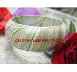 Fashion Bangles Wooden