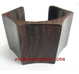 Fashion Wooden Bangles
