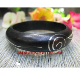 Girls Wooden Bangles
