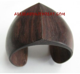 Handmade Wood Bangle