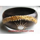 Handpainted Bangles Woods