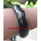 ladies Bangle Wooden