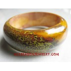 Ladies Woods Bangle Painting