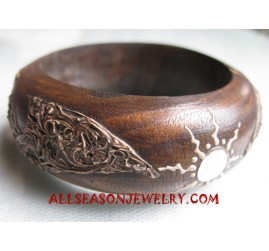 Ladies Woods Bangles Painting