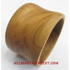 Natural Bangle Wooden