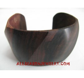 Natural Sono Wood Bangle