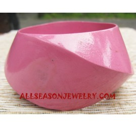 Painting Bangle Wooden